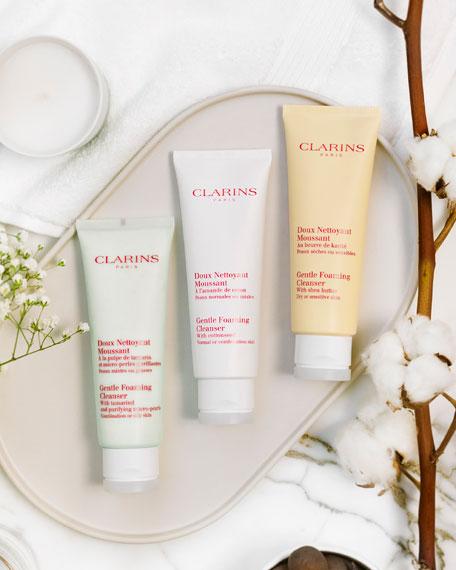 Gentle Foaming Cleanser, Combination/Oily Skin, 4.4 oz.