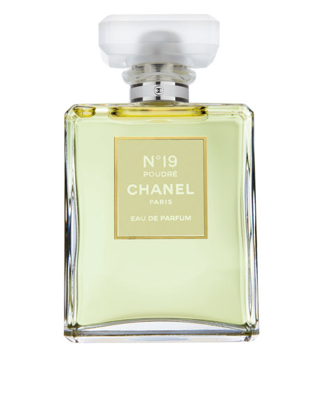 CHANEL N°19 POUDRÉ Eau de Parfum Spray 3.4