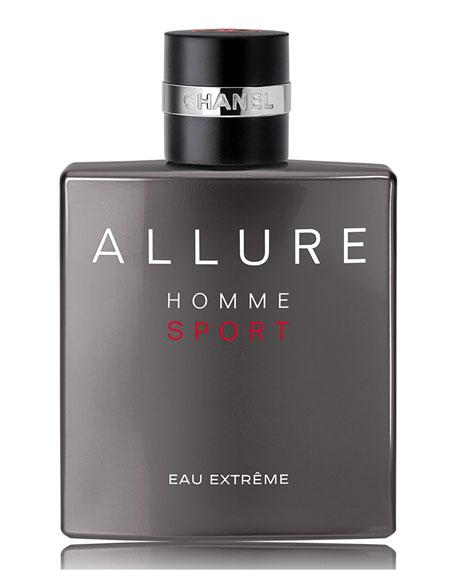<b>ALLURE HOMME SPORT EAU EXTREME</b><br>Eau de Parfum Spray 1.7 oz./ 50 mL