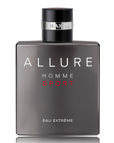 <b>ALLURE HOMME SPORT EAU EXTREME</b><br>Eau de Parfum Spray 3.4 oz./ 100 mL