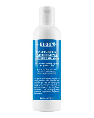 Scalp Purifying Anti-Dandruff Shampoo, 8.4 oz.