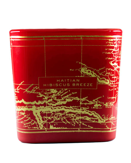 Haitian Hibiscus Breeze Candle