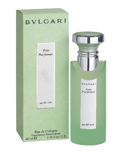 Eau Parfumee au The Vert Eau De Cologne Pour with Vaporizer