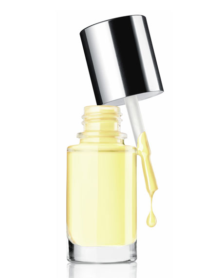 A Different Nail Enamel, Yellow Genius