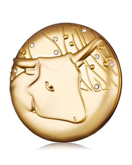 Limited Edition Taurus Zodiac Compact 2013