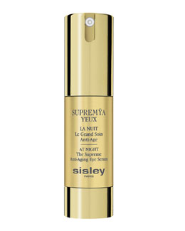 Supremya At Night Anti-Aging Eye Serum