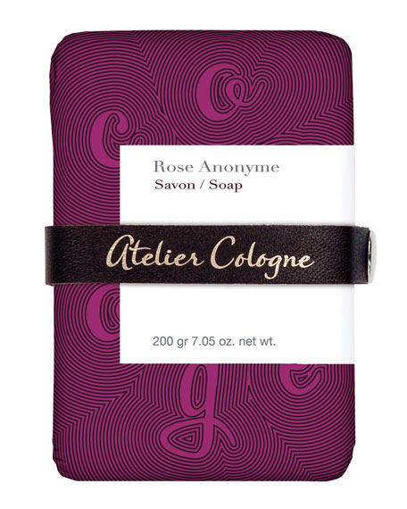 ROSE ANONYME SOAP 7.05OZ