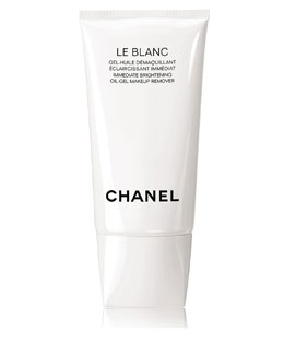CHANEL LE BLANC IMMEDIATE BRIGHTENING OIL GEL MAKEUP REMOVER