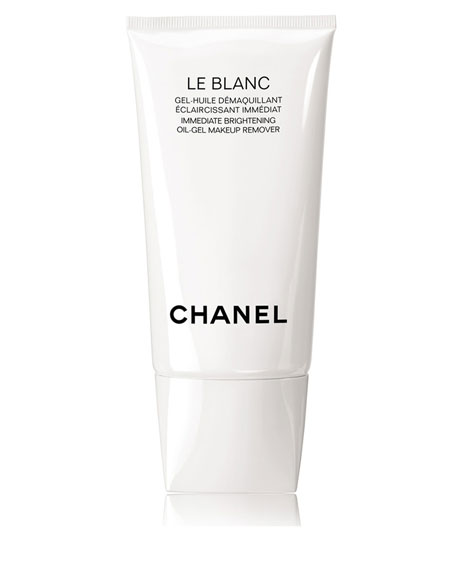 <b>LE BLANC</b><br>Immediate Brightening Oil-Gel Makeup Remover 5 oz.