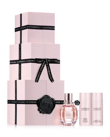 Exclusive Flowerbomb Set