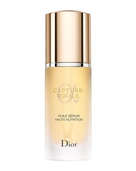 Dior Capture Totale Haute Nutrition Oil-Serum, 30 mL