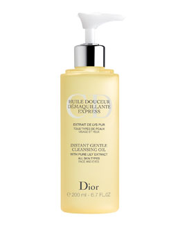 Dior Beauty Instant Gentle Cleansing Oil, 6.7 fl.oz.