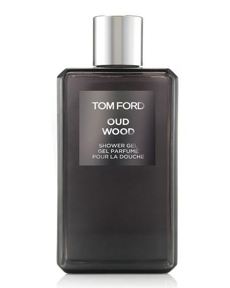Oud Wood Shower Gel, 8.4 oz./ 250 mL