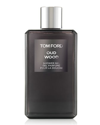 Tom Ford Fragrance Oud Wood Shower Gel, 8.4oz