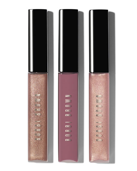 Limited Edition Lip Gloss Trio