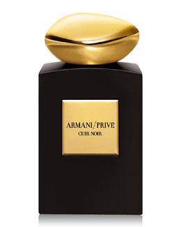 Giorgio Armani Prive Cuir Noir Intense