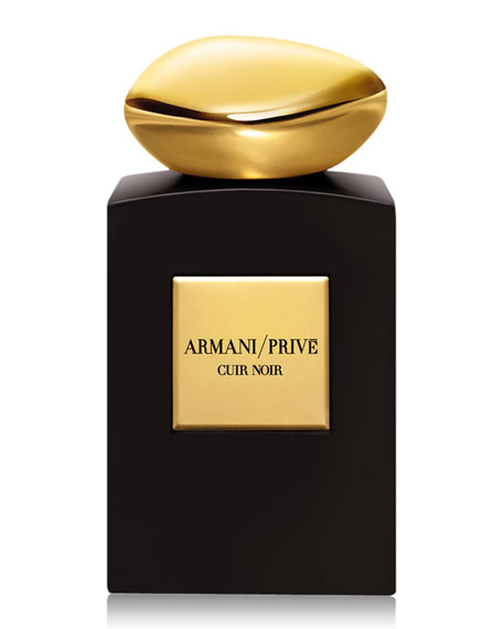 Prive Cuir Noir Intense, 100 mL