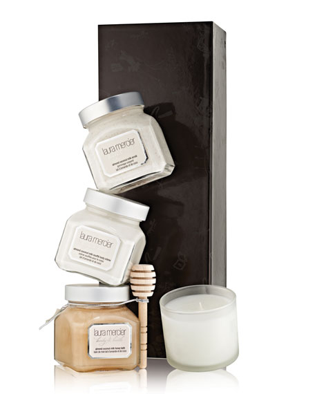 Limited Edition Luxe Quartet, Almond Coconut Milk