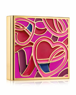 Estee Lauder Limited Edition Evelyn Lauder Dream Solid Perfume Compact
