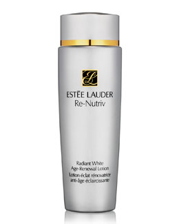 Estee Lauder Re-Nutriv Radiant White Age-Renewal Lotion