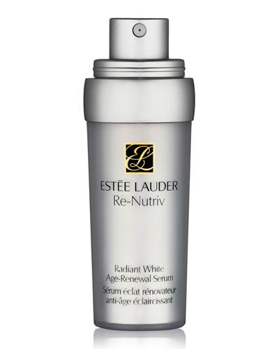 Re-Nutriv Radiant White Age-Renewal Serum, 1 oz.
