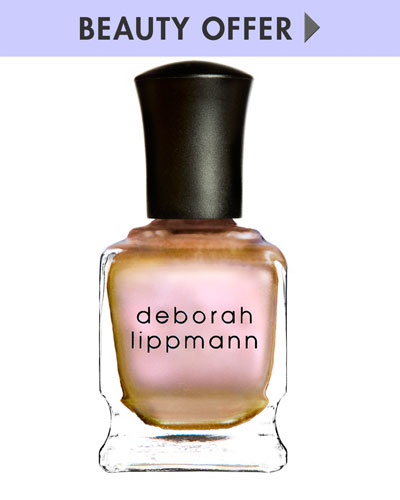 Yours with Any $35 Deborah Lippmann Purchase