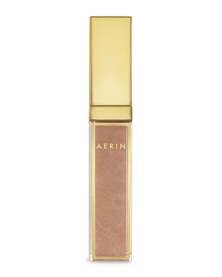 Limited Edition Lip Gloss in Golden Kiss