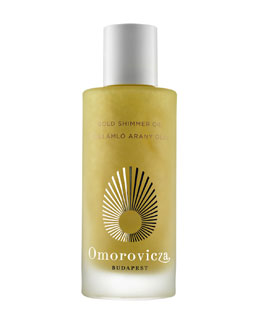 Omorovicza Gold Shimmer Oil, 100mL