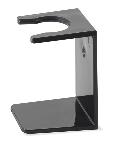 Acrylic Brush Stand, Black