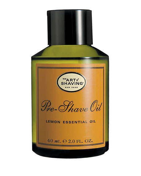 The Art of Shaving Pre-Shave Oil Lemon, 2oz