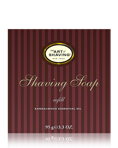 Shaving Soap Refill, Sandalwood