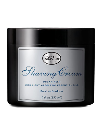 Shaving Cream Ocean Kelp, 5 oz