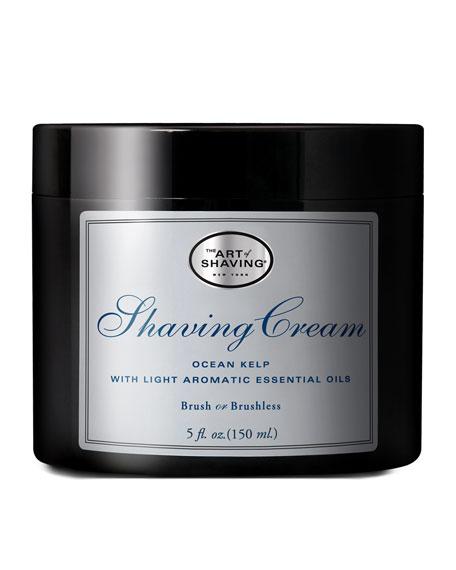 Shaving Cream Ocean Kelp, 5 oz