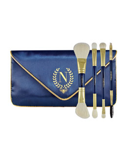 Napoleon Perdis Limited Edition Holiday Regal Brush Collection