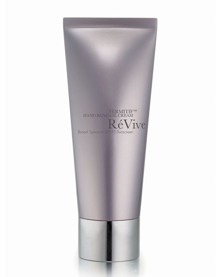 Fermitif Hand Renewal Cream + Broad Spectrum SPF 15 Sunscreen