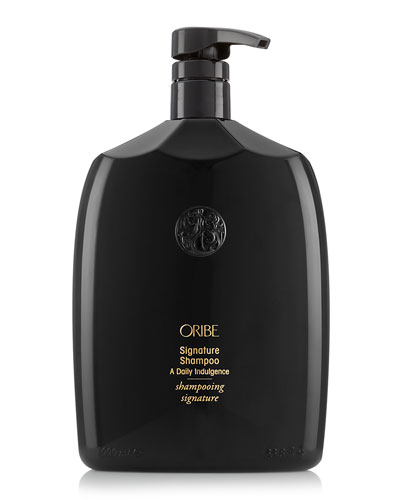 Signature Shampoo, 33.8 oz.