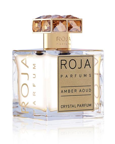 Roja Parfums Amber Aoud Crystal Parfum, 100ml