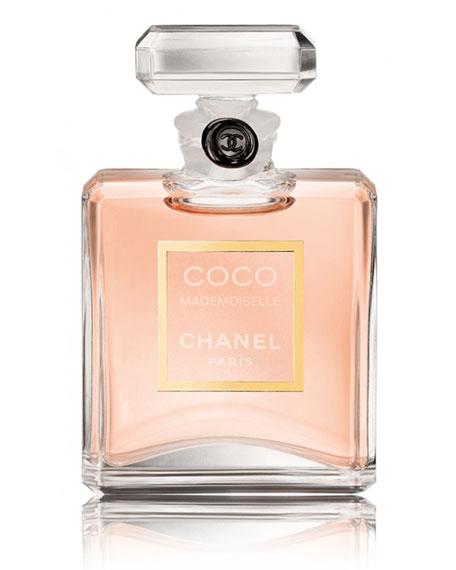 <b>COCO MADEMOISELLE </b><br> Parfum Bottle 0.5 oz.