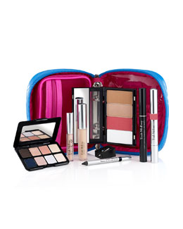 Trish McEvoy Limited Edition Power of Makeup Azure Planner Collection
