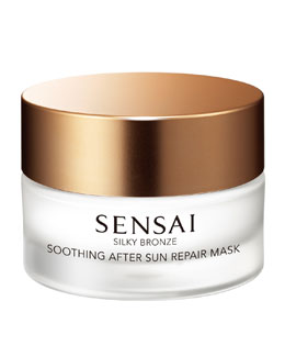 Kanebo Sensai Collection Silky Bronze Soothing After Sun Repair Mask
