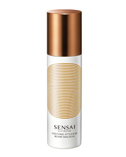 Kanebo Sensai Collection Silky Bronze Soothing After Sun Repair Emulsion