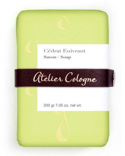 Cedrat Enivrant Soap, 200gr