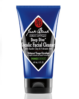 Deep Dive Glycolic Facial Cleanser, 147ml