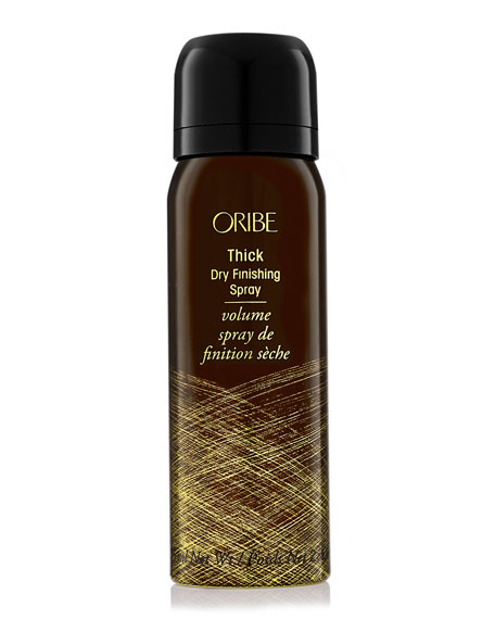 Thick Dry Finishing Hair Spray, Purse Size 2 oz