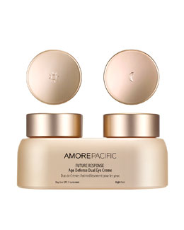 Amore Pacific FUTURE RESPONSE Age Defense Day/Night Eye Creme Duo