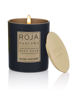 Musk Aoud Candle