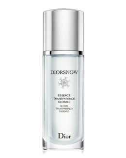 Dior Beauty Diorsnow Global Transparency Essence