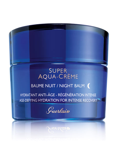 Super Aqua Night Balm, 1.7 oz./ 50 mL