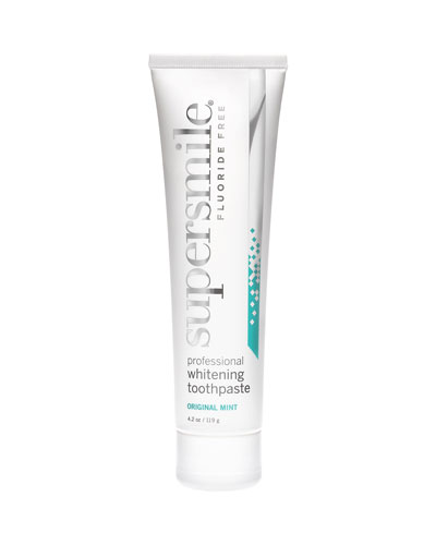 Fluoride Free Professional Whitening Toothpaste