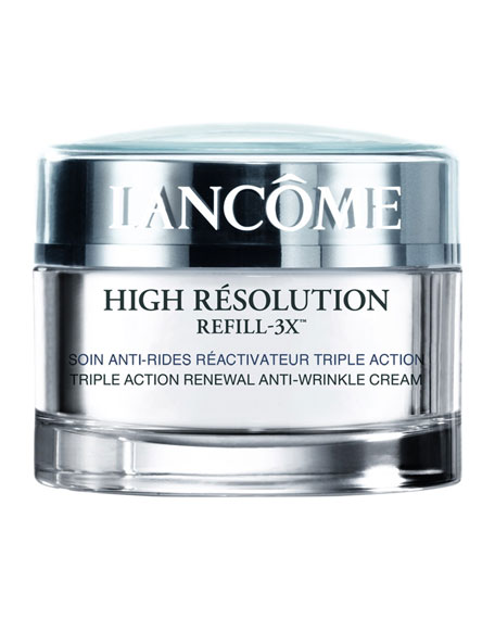 High Resolution Refill 3X Triple Action Renewal Anti-Wrinkle Cream